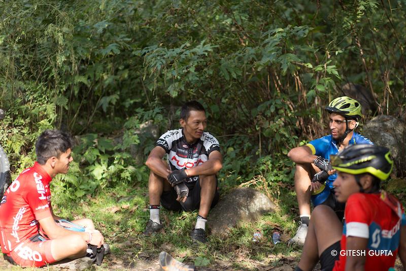 4th Himalayan Mountain Bike Festival winners - www.himalayanmtb.com