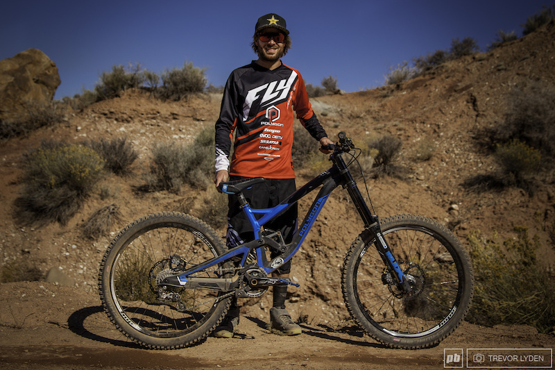 Red Bull Mountain Bike >> 17 Bikes From Red Bull Rampage 2017 Pinkbike