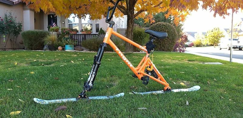 Ski Bike For Sale >> 2017 Tngnt All Mountain Ski Bike For Sale