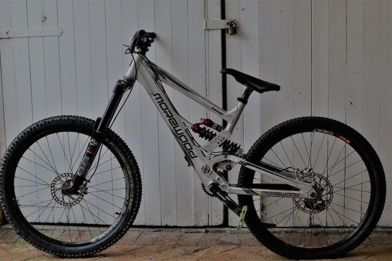 my new 2012 Morwood kalula