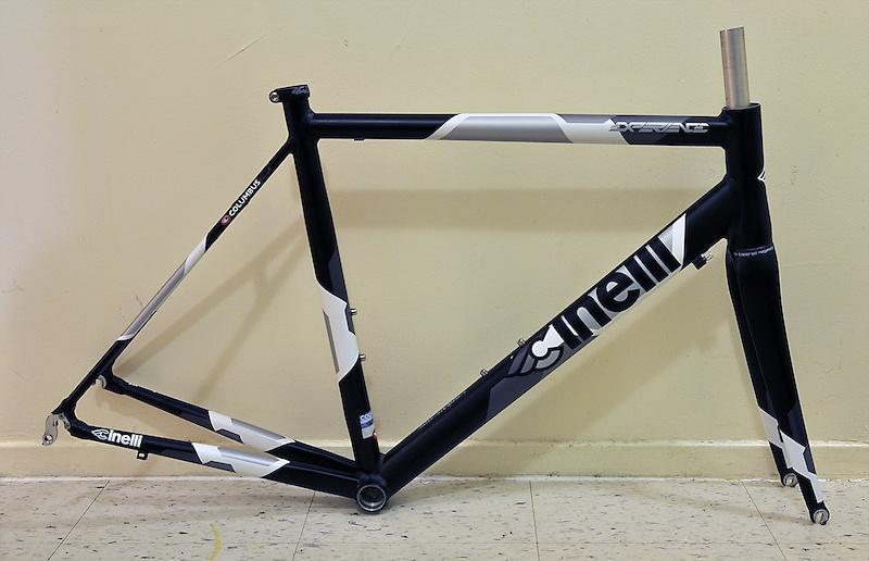 c00140d0b32 2017 Cinelli Experience frameset with extras For Sale