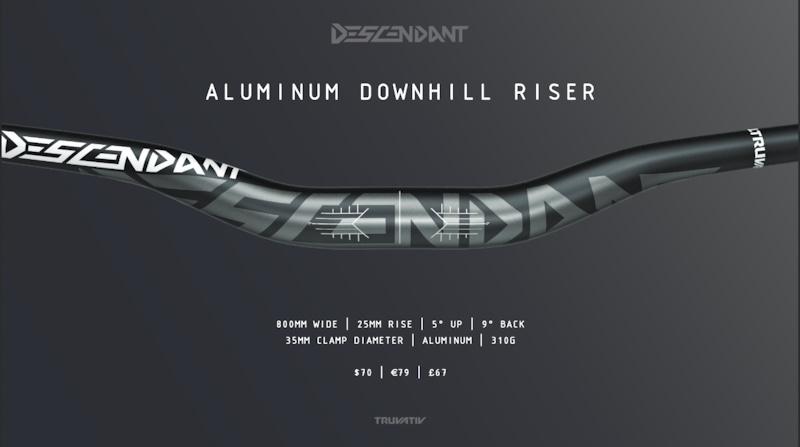 Truvativ Descendant TLD Riser Dowhill 35mm Handlebar
