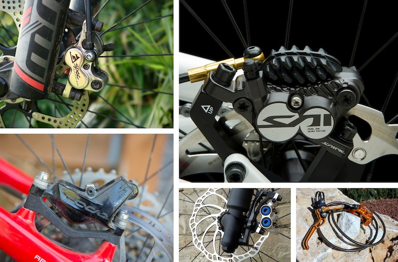 60b74f4640a Ridden and Rated: 5 Four-Piston Brakes - Pinkbike