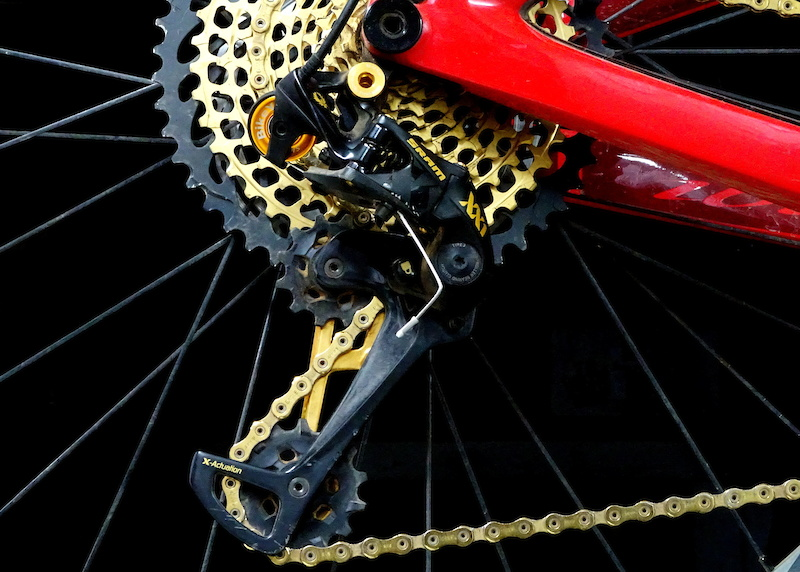 Bike Yoke Shifty Sram Derailleur Upgrade Review Pinkbike