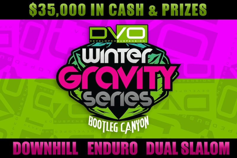 DVO Winter Gravity Series news story image