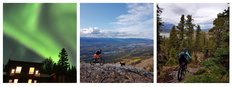 Sweet Skills Ladies Only camp with Boreal Biking in the Yukon