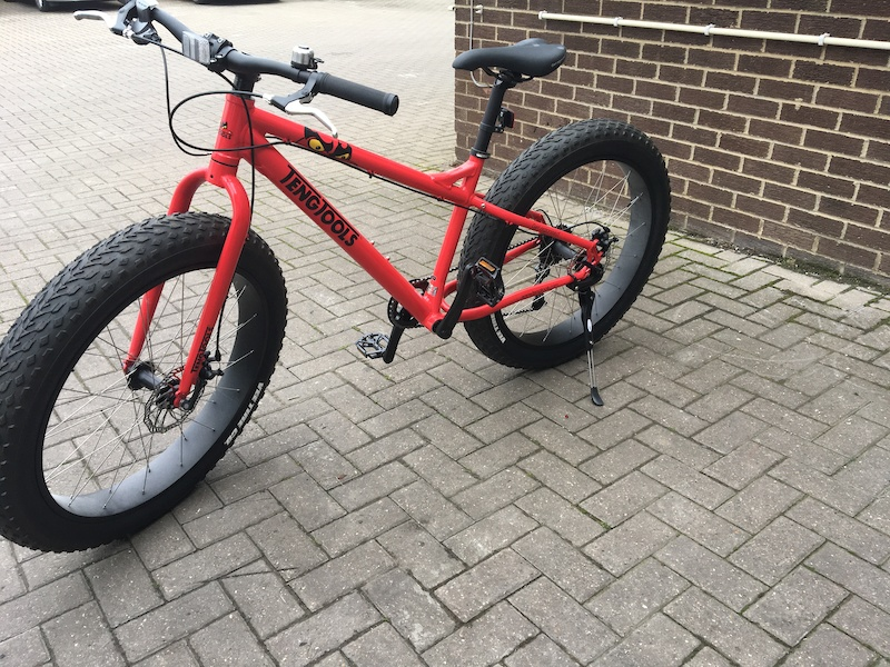 Fat Bike For Sale >> 2017 Teng Tools 26 Inch Alloy Frame Fat Bike For Sale