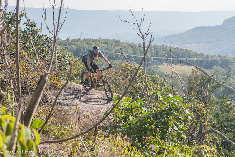 High and Dry in Tennessee - Pinkbike
