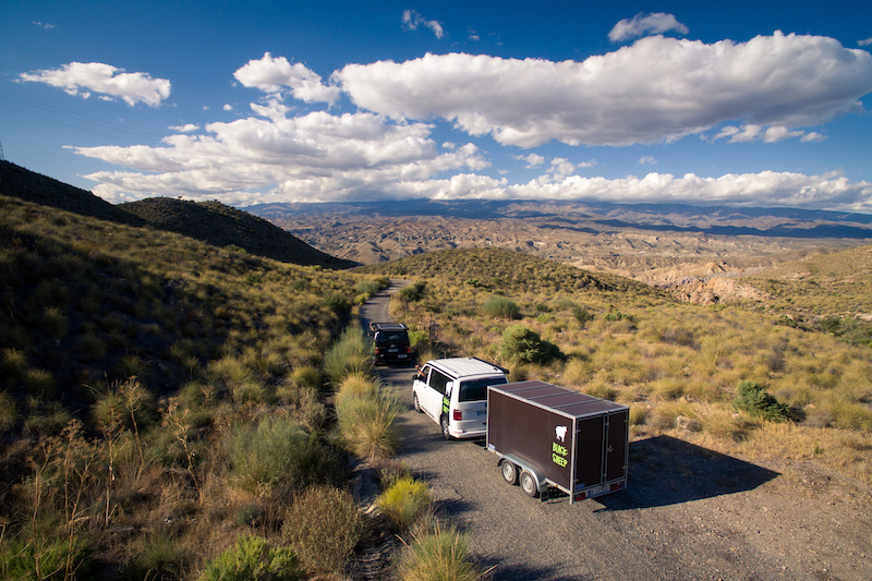 El Camino Loco: The Western Road Trip Through Andalucia