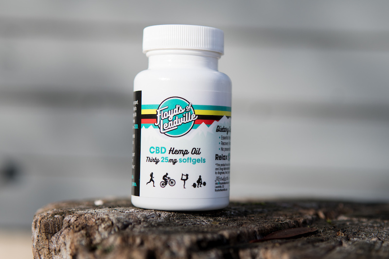 CBD is Being Marketed at Mountain Bikers, What Does That Mean?