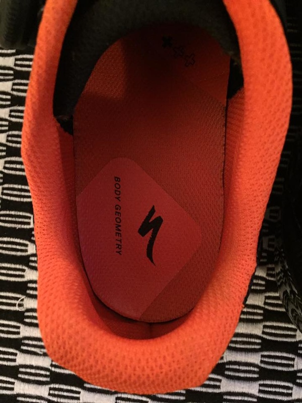 2016 Specialized Expert Carbon road shoes - Size 44
