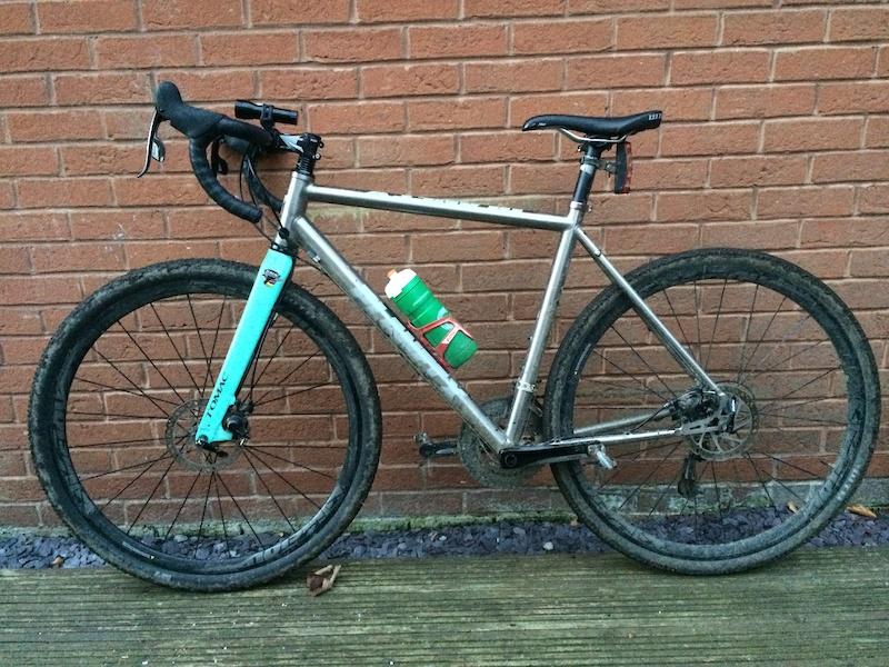 2017 Planet X Tempest V1 Titanium Gravel Bike For Sale