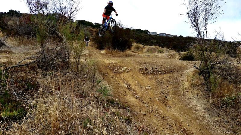 Carlmont Main Trail Mountain Biking Trail Belmont