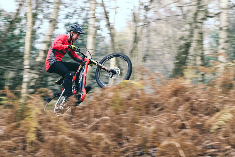 Sam Pilgrim Signs With Haibike Pinkbike