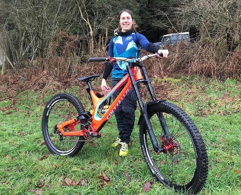 Katy Curd Signs with Specialized UK - Pinkbike
