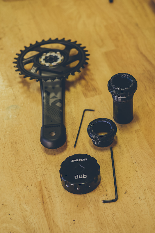 What's the Deal With SRAM's DUB System? More Questions