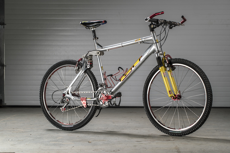Now THAT Was a Bike: 1995 GT LTS - Pinkbike