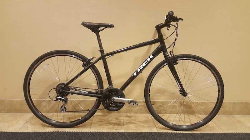 2017 Trek Fx 2 Mens S Hybrid For Sale