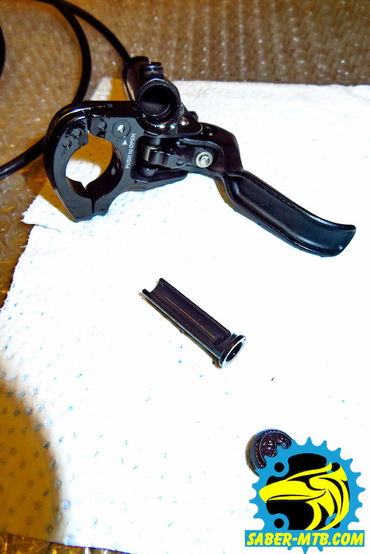 SLX  M 7000 lever Full Service