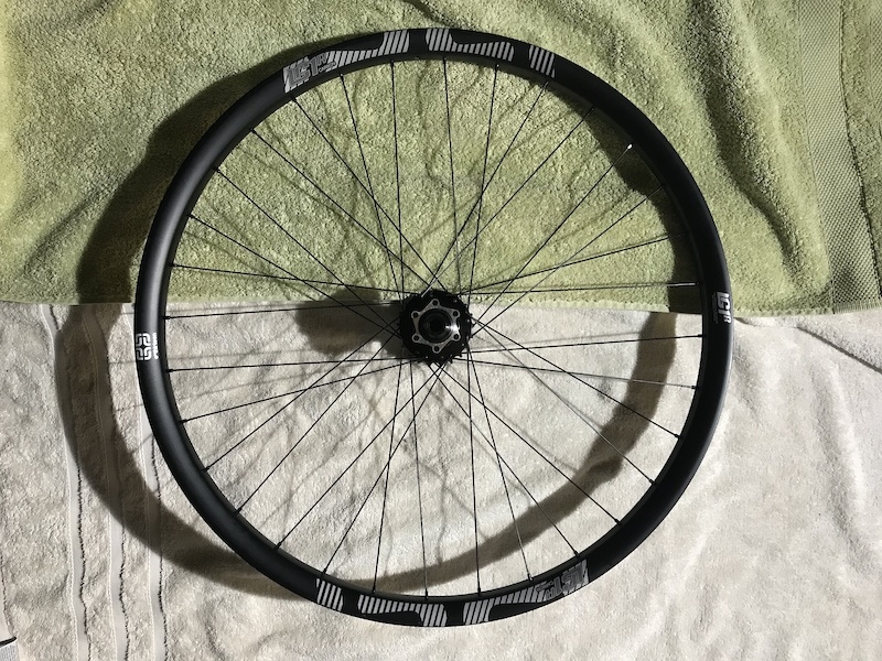2018 E13 LG1 race dh wheelset NEW