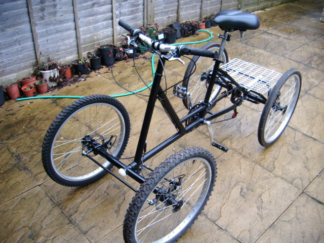 quad bike conversion retrobike. Black Bedroom Furniture Sets. Home Design Ideas