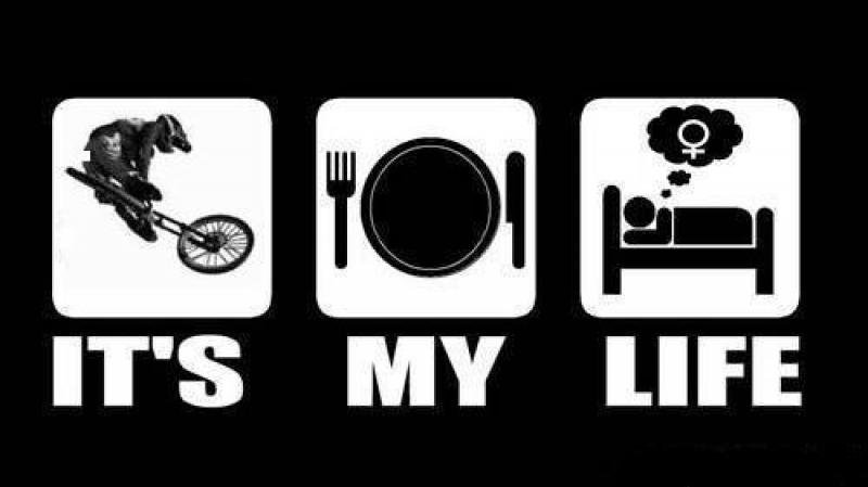 rider life