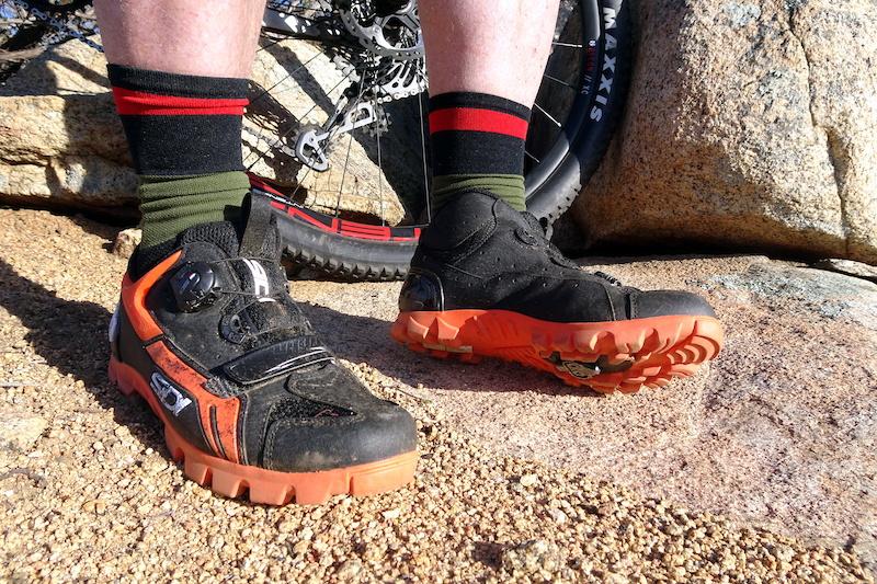Sidi Defender Cycling Shoe Mens
