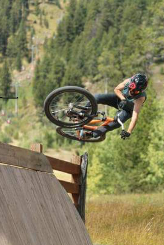 Wall ride table top