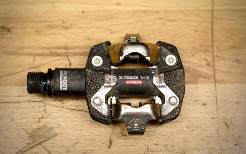 ec56412f5b6 Look X-Track Race Carbon Pedal - Review - Pinkbike