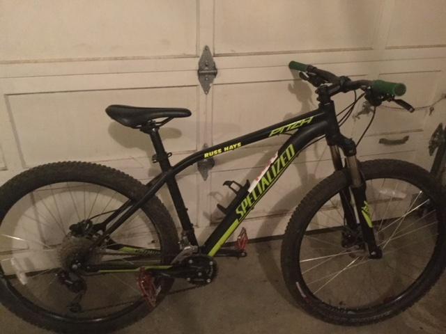 Its my bike