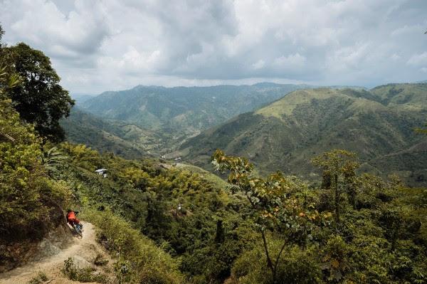 Manizales, Colombia. Credit: Enduro World Series
