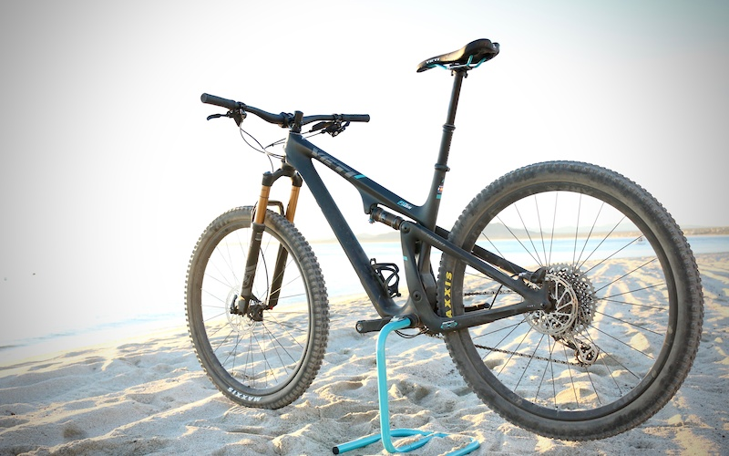 Yeti's New SB100 Doesn't Fit The Mold - First Look - Pinkbike