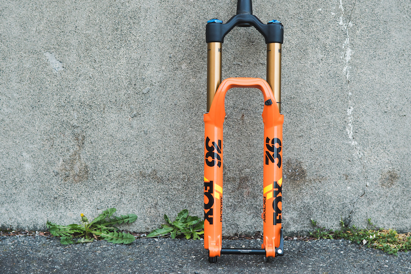 Fox's New 36 Float GRIP2 Fork - First Ride - Pinkbike