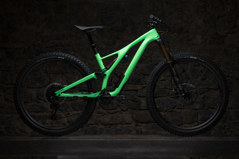 2019 Specialized Stumpjumper First Ride Pinkbike