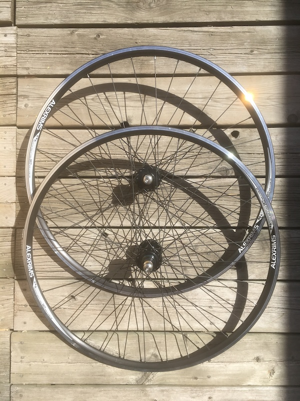 Surly Ultra New/Alex DA22 Track/Singlespeed Wheelset For Sale