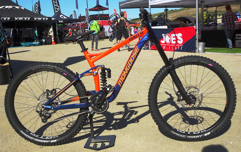 New Wide Range Drivetrain, Manitou Dirt Jump Fork, and a