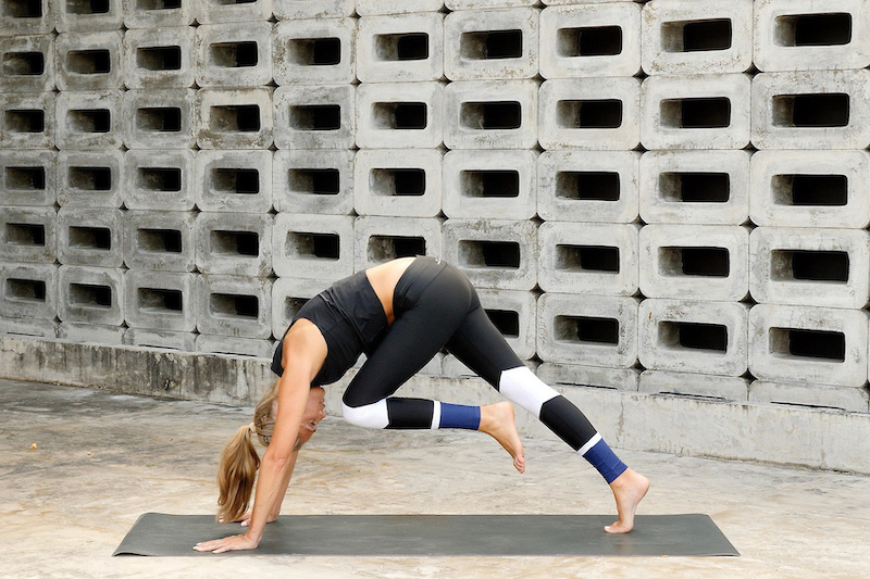 Pre-Ride Yoga Warm-Up - Monthly Yoga with Abi
