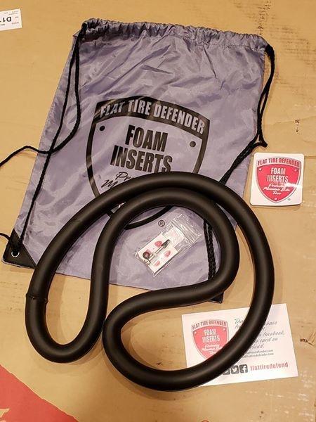 0 Flat Tire Defender 650b Enduro kit