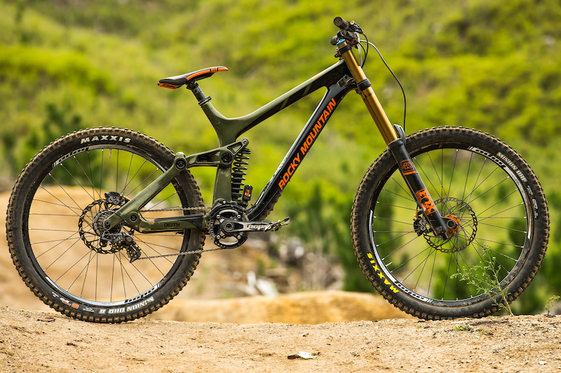 2018 Rocky Mountain Maiden Fox Shimano Hope Bling For Sale
