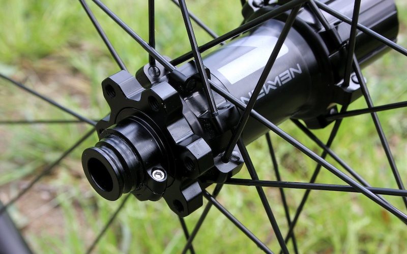 First Look: Newmen Components' New Wheels Have Spokes Made