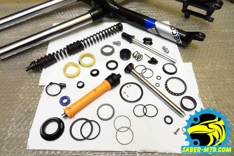 Rock Shox Recon Coil TK Full Service