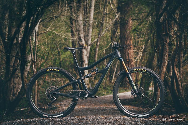 Review: Ibis Ripmo - Pinkbike