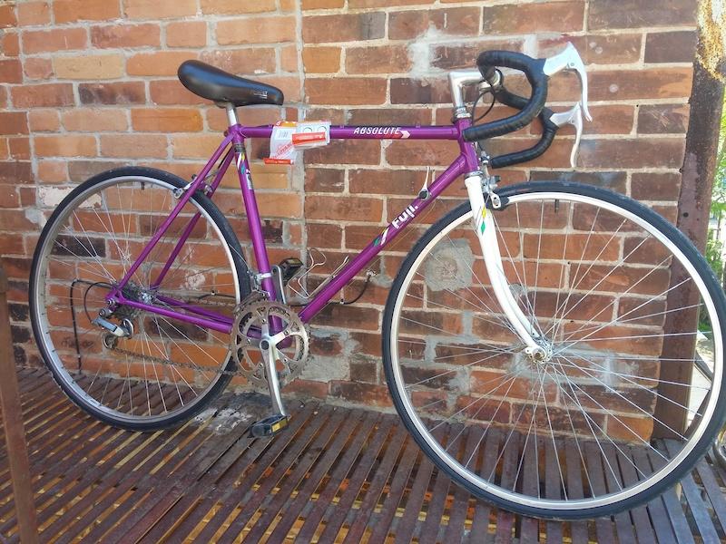Vintage 1989 Fuji Absolute (27