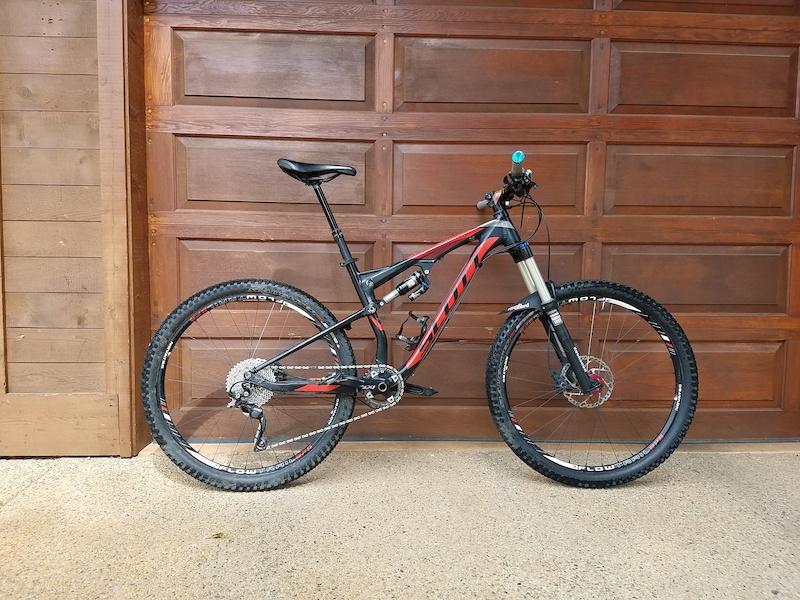 2015 Scott spark 760 For Sale