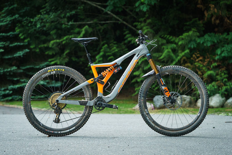 Review: Orbea's New Rally On Linkage for the Rallon - Pinkbike