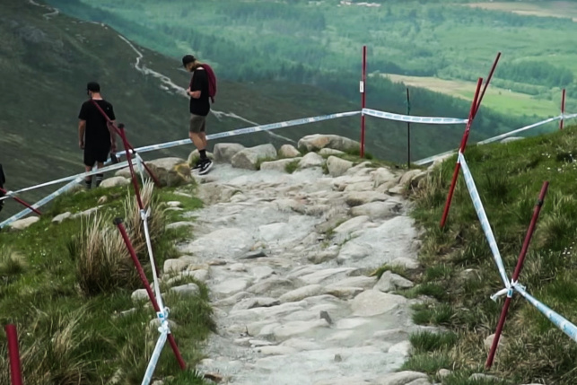 Fort William WC DH