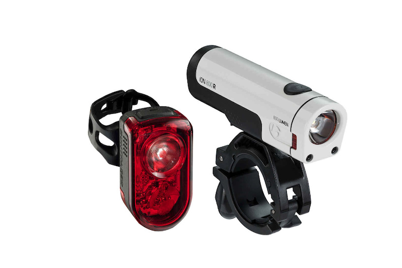 Bontrager Ion 800 R Flare R Light Set