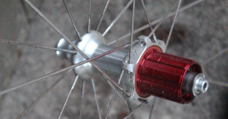 0 -2314- Zipp 404 Tubular Carbon Wheelset 650c