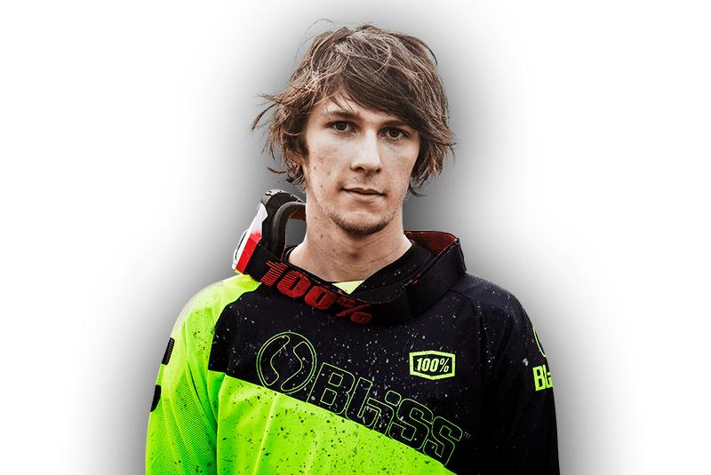 Max Hartenstern Cube factory rider