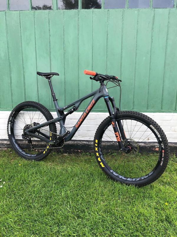 2017 Santa Cruz Tallboy 3 C Xl For Sale